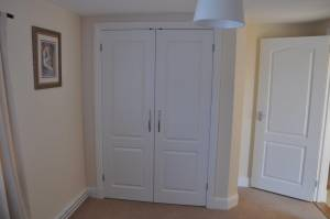 Bedroom Fitted Wardrobes