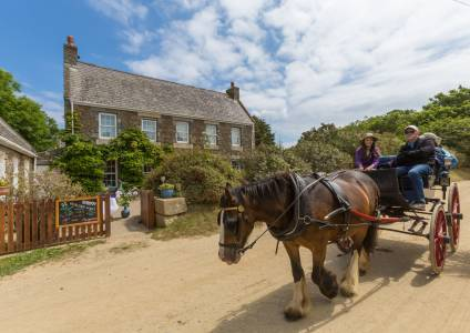 Clos de Vaul Creux - Guest House and Garden Restaurant - Sark - Channel Islands