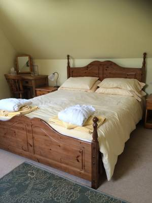 Grand Dixcart Double Bedroom