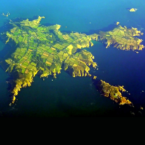 About Sark by Susie Crowther