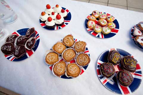 Sark Celebrates the Jubilee