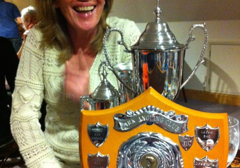 Sark Angling Club trophy presentation evening