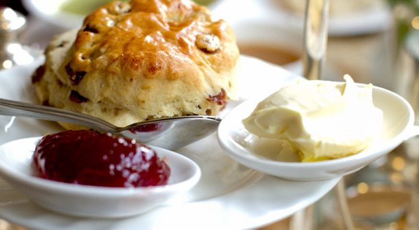A Sark Cream Tea