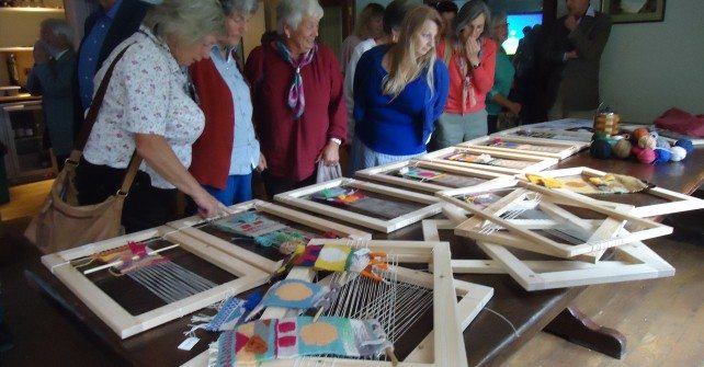 Sark Tapestry Weekend success 1-4 October