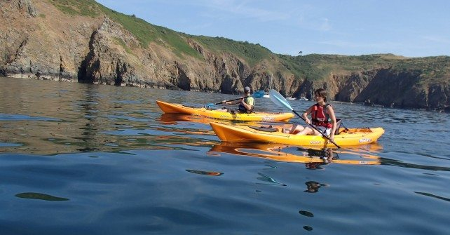 Adventure Sark: Coasteering, Kayaking, Scrambling and more!