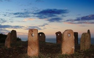 Sark Henge at dawn LB PURCHASED