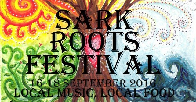 Sark Roots Festival 16th to 18th September