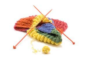 Knit and crochet 2.30pm
