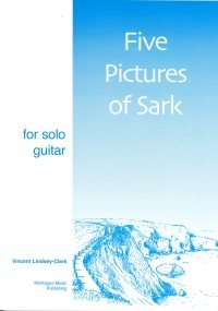 Five Pictures of Sark Cover
