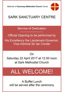 Microsoft Word - Sark Sanctuary Centre Poster.doc