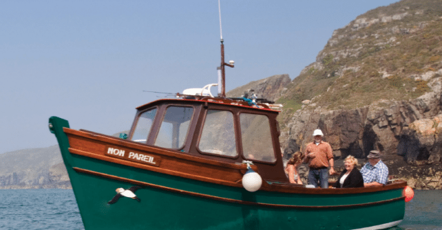 Round Island Boat Trips