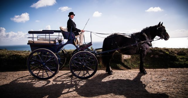Stocks Hotel Sark Carriage Tours