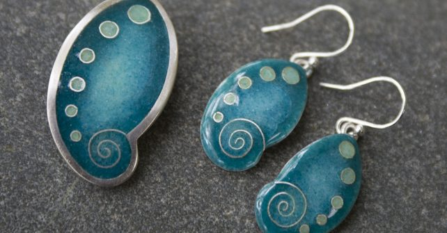 Jewellery inspired by Sark