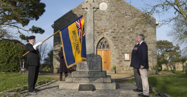 Remembering the Men of Sark