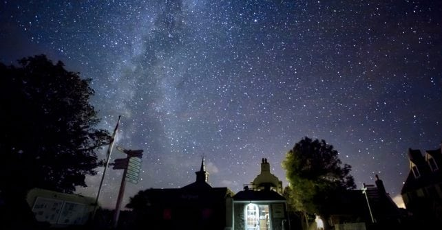 Wish Upon a Star in Sark