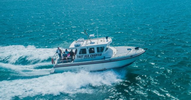Guernsey Boat Charter and Access Challenger