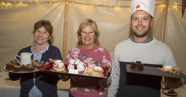 Sark's Own Bake Off