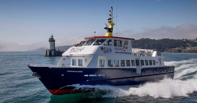 Faster Ferry Times to Sark