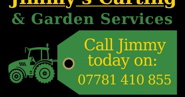 Jimmy's Carting & Garden Services